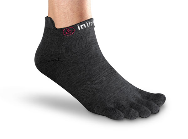 Injinji Performance Lightweight No Show Toe Socks